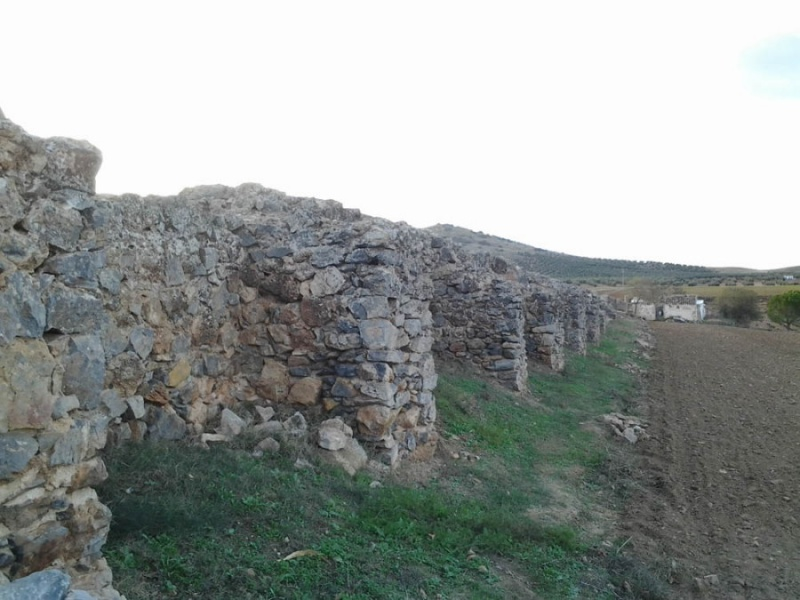 Presa romana de Consuegra, en Toledo