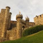 Castillo templario de Ponferrada: visita con niños