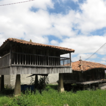 Casa típica de La Peral