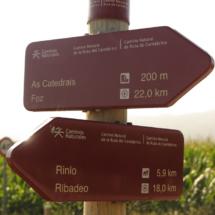 Diferentes rutas recorren la Playa de Las Catedrales