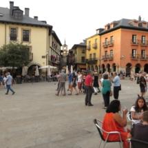 Plaza de Ponferrada