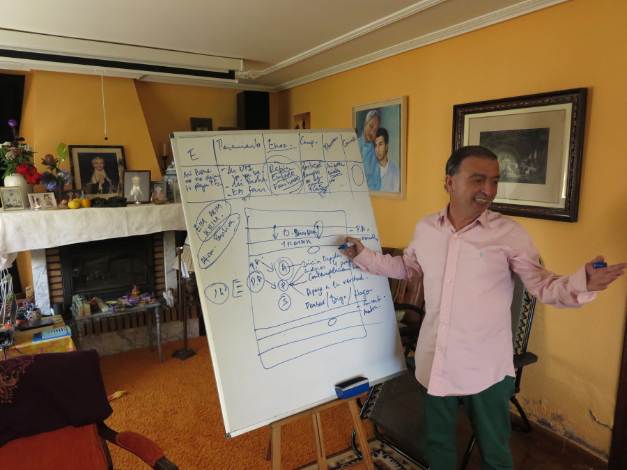 Ramón Leonato nos explica el eim hrim krim
