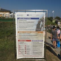 Condiciones de acceso a la Playa de Las Catedrales