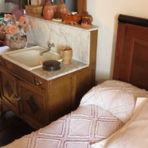 Dormitorio del Pazo de Sabadelle