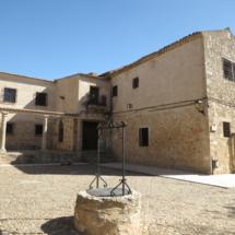 Plaza de Correos de Belmonte