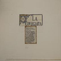 Poema de Fray Luis de León en Belmonte