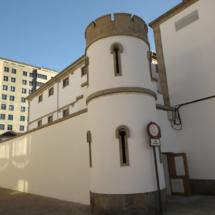Cárcel vieja de Lugo