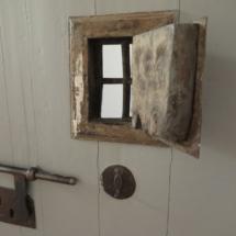 Celda de la cárcel vieja de Lugo