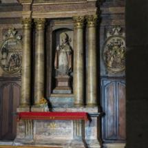 Catedral de Lugo: San Froilán
