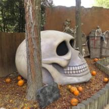 Halloween 2017 en el Parque Warner