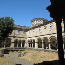Interior del Museo Provincial de Lugo