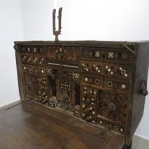 Bargueño del Museo Provincial de Lugo
