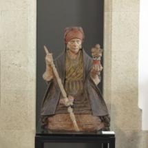 Pieza del Museo Provincial de Lugo