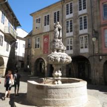 Plaza del Campo de Lugo