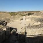 Visita a Segóbriga: la urbe romana industrial de Cuenca