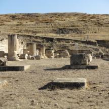 Columnas romanas de Segóbriga