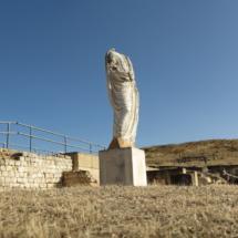 Estatua romana de Segóbriga