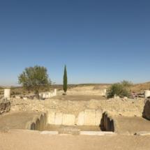 Ruinas de la ciudad romana de Segóbriga