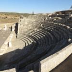 Visita a Segóbriga: la urbe romana fabricante de cristales para ventanas
