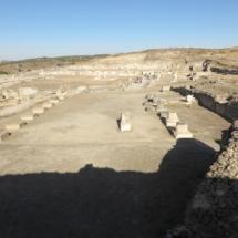 Yacimiento arqueológico de Segóbriga, en Cuenca