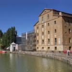 Así es la antigua fábrica de Harinas 'San Antonio'