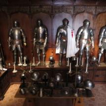 Armería del Castillo de Belmonte