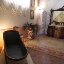 Baño de Eugenia de Montijo en el Castillo de Belmonte