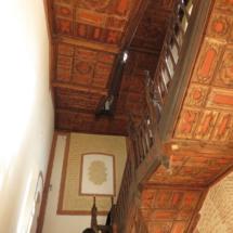 Escaleras del Castillo de Belmonte