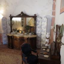 Tocador de Eugenia de Montijo en el Castillo de Belmonte