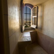 Ventanal del Castillo de Belmonte