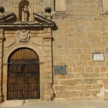 Antiguo convento (ahora teatro) de Belmonte