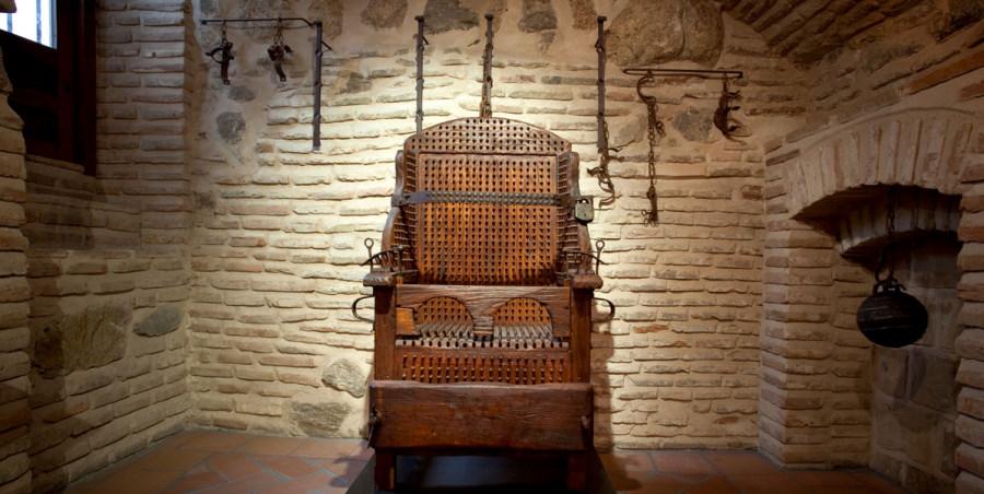 Museo de la Tortura de Toledo