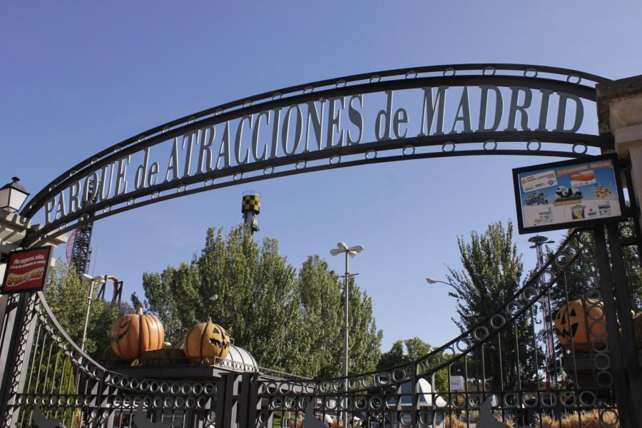 Halloween 2017 en el Parque de Atracciones de Madrid
