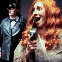 Escena de 'The Phantom of the Pop Era'