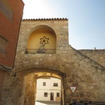 Puerta de la Estrella de Belmonte