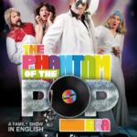 'The Phantom of the Pop Era', teatro infantil, en inglés, en Madrid