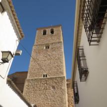 Torre de la Colegiata de Belmonte