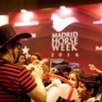 Bautismo hípico para niños en la Madrid Horse Week 2017