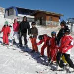 Viajes baratos para esquiar con niños: dónde encontrarlos
