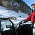 ¿Cuándo llevar al peque a la nieve para esquiar?