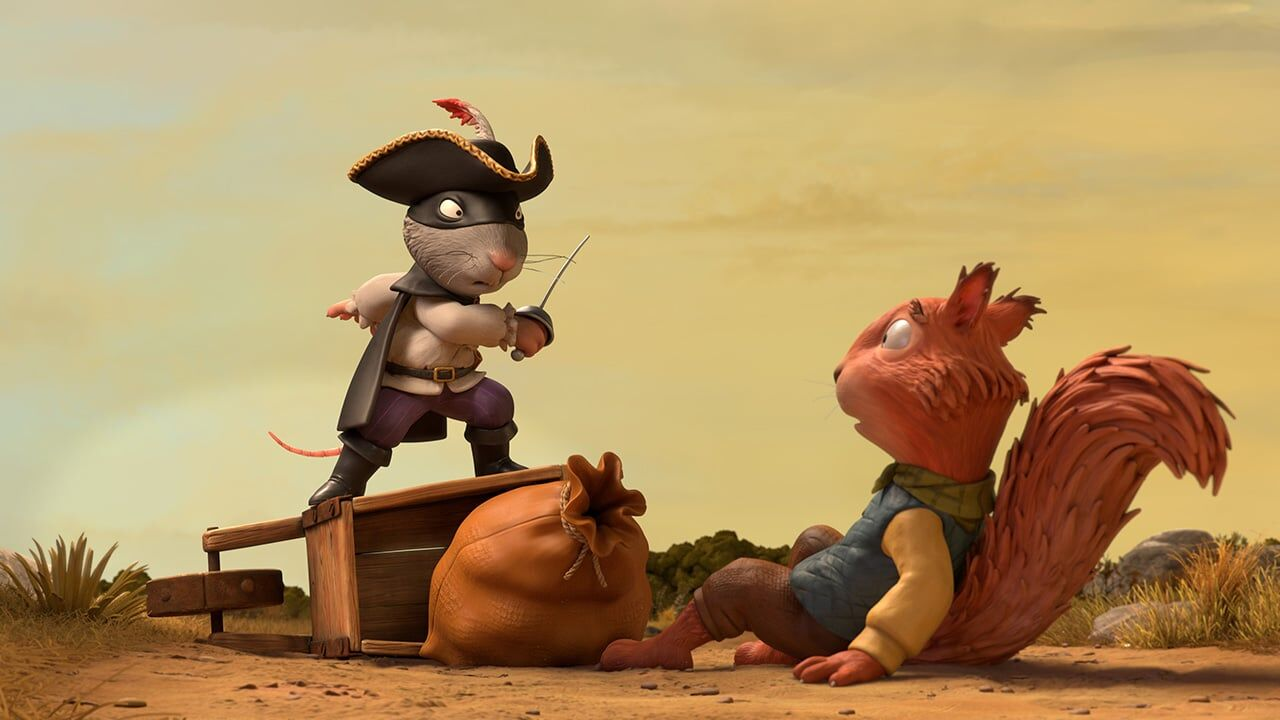 Escena de 'La Rata de los Caminos'