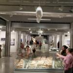 Exposición sobre el arquitecto Norman Foster: también para niños