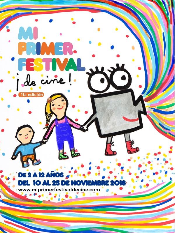 Poster de 'Mi Primer Festival de Cine' 2018