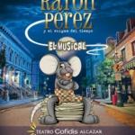 'Ratón Pérez y el enigma del tiempo', musical infantil en Madrid