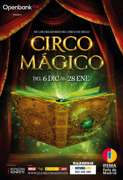 Cartel del Circo Mágico