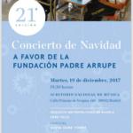 Concierto navideño solidario de la Fundación Padre Arrupe