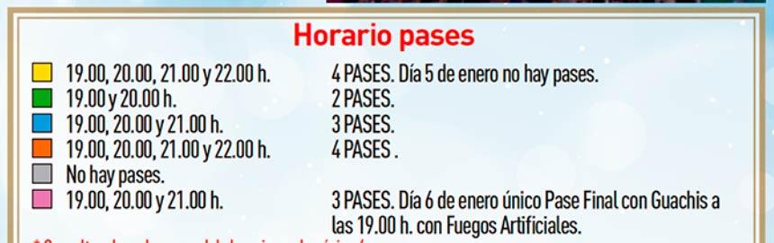 Horarios de la Puerta Mágica en Torrejón