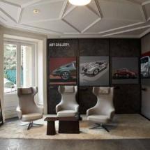 Art Gallery en la exposición temporal de Porsche en Madrid