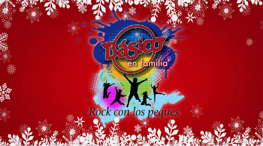Cartel del concierto navideño 'Básico en Familia'