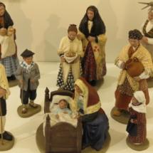 Exposición de Belenes Internacionales en el Matadero de Madrid, 2017
